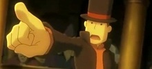 Professor Layton and the Seven Thieves of the Century
