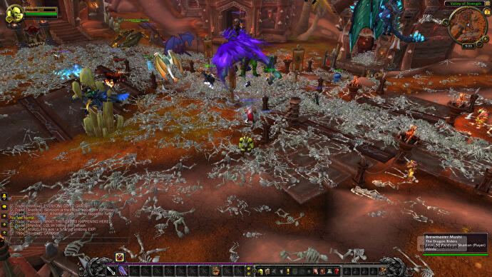 Hackers massacre thousands instantly in World of Warcraft