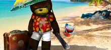 Naughty Bear: Panic in Paradise - review