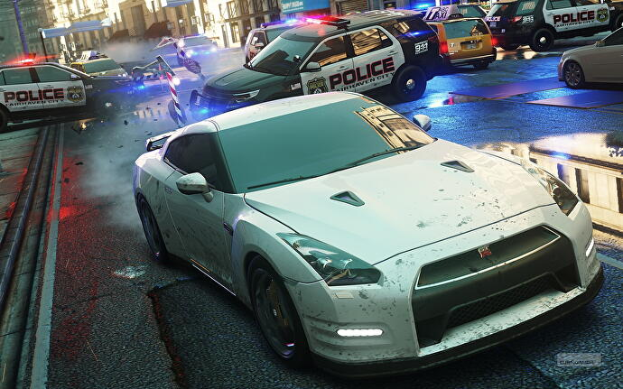 Most Wanted: A Criterion Game, but is it Need for Speed or Burnout