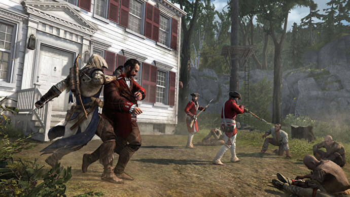 assassin creed 3 hook up power source