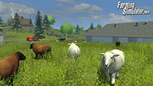 Farming Simulator HD Widescreen Desktop Wallpaper