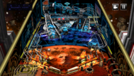 Pinball FX 2 is a very pretty game, but once again suffers from the same issues with judder as almost every other game we tested.