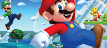 New Super Mario Bros. U - prova