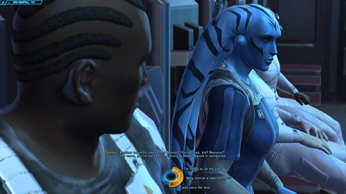 Star Wars: The Old Republic re-review • Eurogamer net