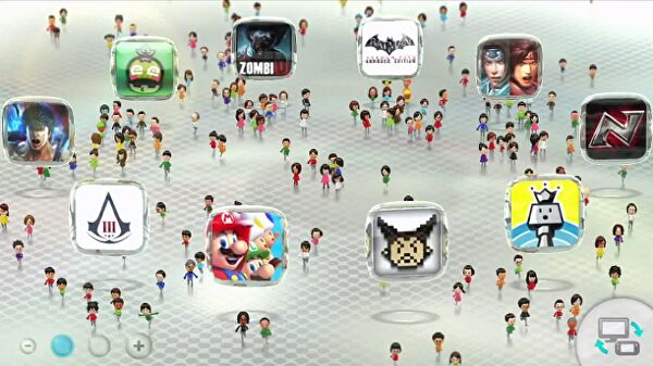 Nintendo Xbox Live Services Such as Xbox Live