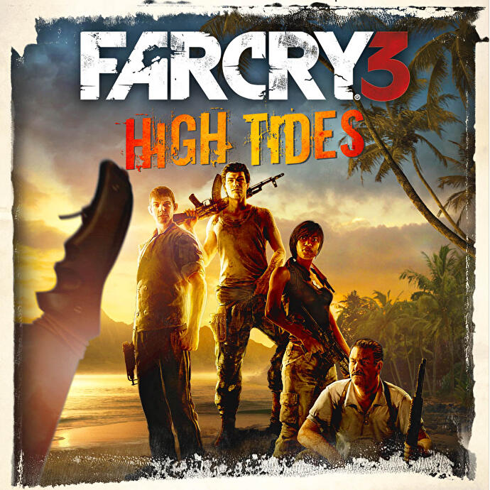 Far Cry 3 High Tides co-op DLC exclusive to PS3 • Eurogamer net
