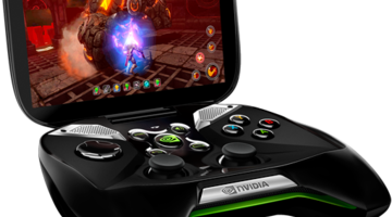 Nvidia introduces new gaming console