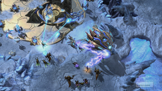 StarCraft 2: Heart of the Swarm gameplay screenshots