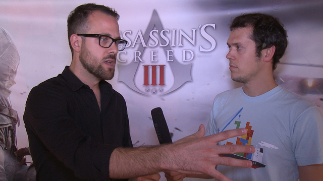 Hands-on with Assassin's Creed III