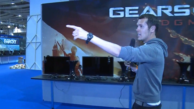 Eurogamer Expo 2012: Behind the Scenes