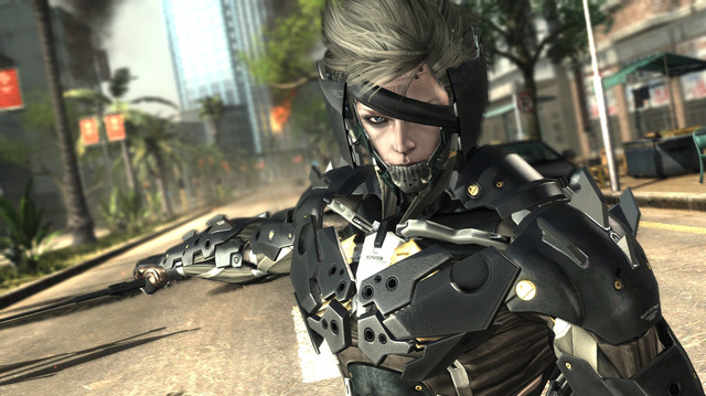 Eurogamer Expo 2012: Metal Gear Rising Hands-On