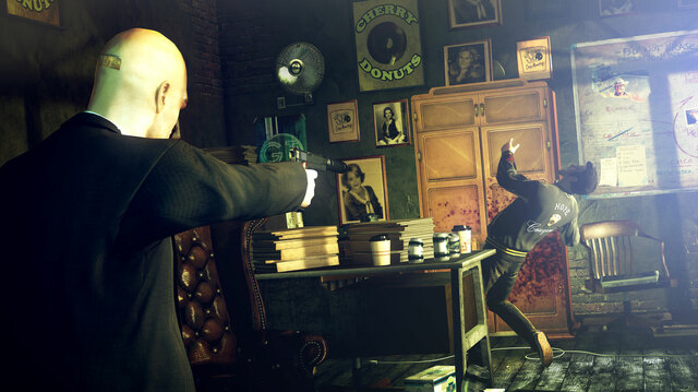Eurogamer Expo 2012: Hitman: Absolution Hands-On