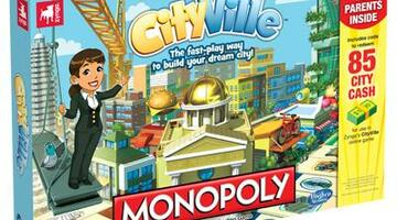 Zynga launches Hasbro-produced board games