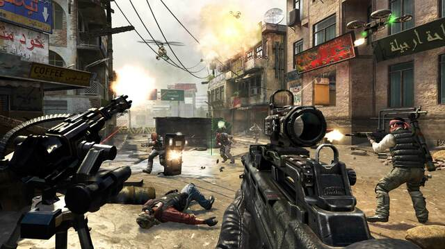 Eurogamer Expo 2012: Black Ops 2 Multiplayer Hands-On