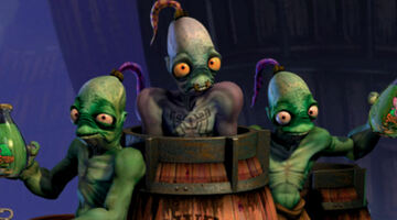 EA refutes Oddworld acquisition attempt, suggests Lithium for Lanning