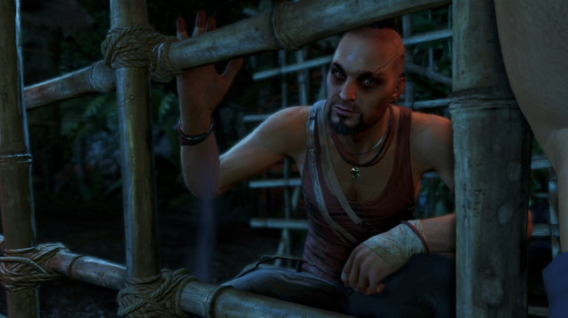 Vaas is Far Cry 3's 'Cheshire Cat'