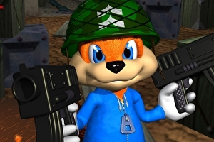 The man who made Conker - Rare's most adult game