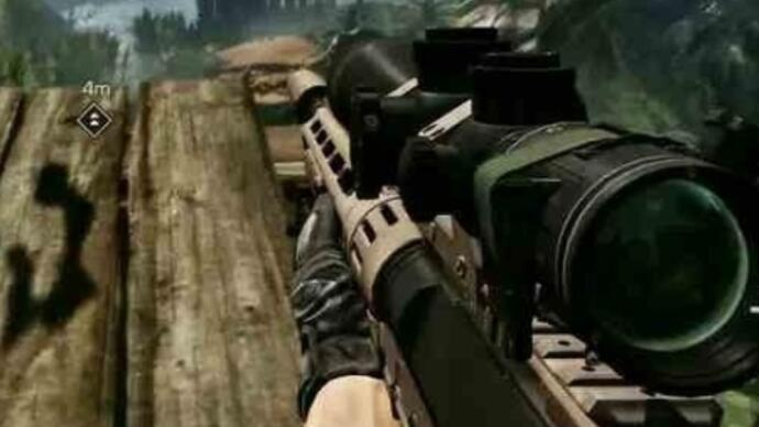 Sniper Ghost Warrior 2 enseña un poco de gameplay