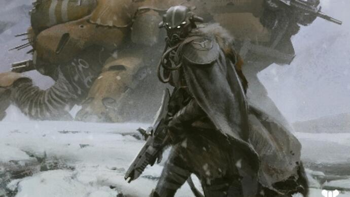 Bungie releases first Destiny concept art as story details leak