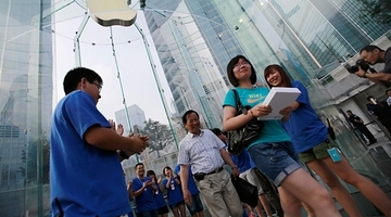 iPad Mini and iPhone 5 coming to China in December
