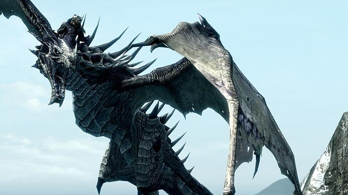 Confirmado Skyrim Dragonborn para PC y PS3