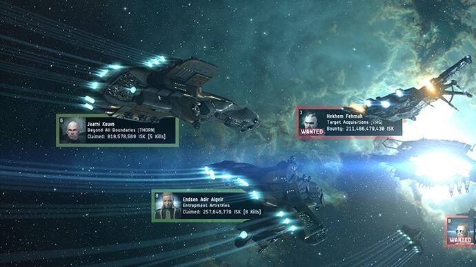 As Eve Online Retribution expansion launches, CCP reveals master plan to make its famously impenetrable MMO accessible