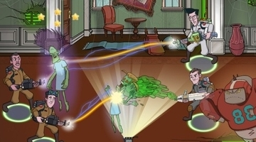 Capcom's Beeline bringing Ghostbusters to mobile