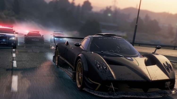 Need For Speed Most Wanted Expanded In 800msp Dlc Eurogamer Net