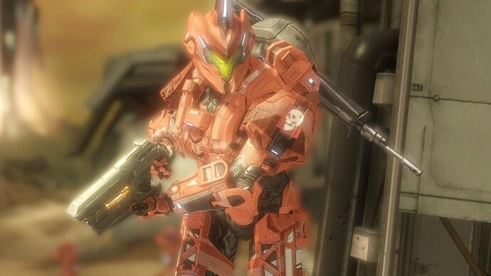 Halo 4: Crimson Map Packreview