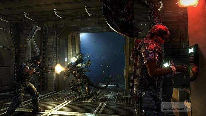 Aliens: Colonial Marines preview: the Aliens game you've been waiting for?