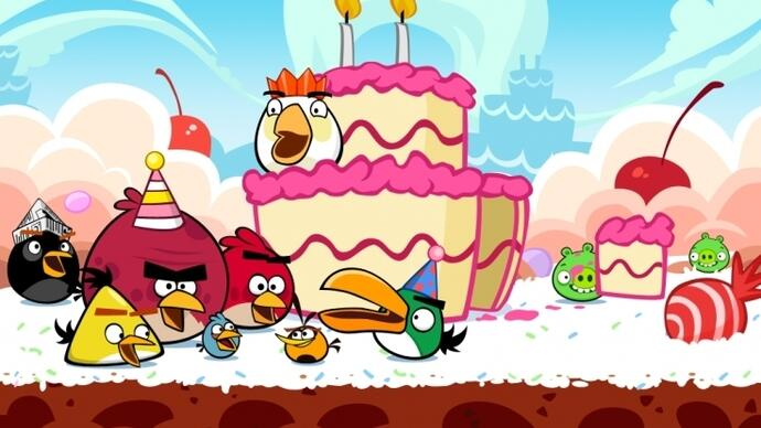 The Angry Birds movie officially announced