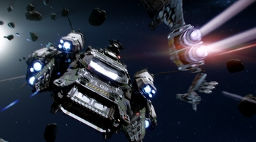 "Star Citizen: ""We'll compete with any AAA game out there"""