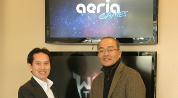 Aeria Games and Gamepot merging to create global company