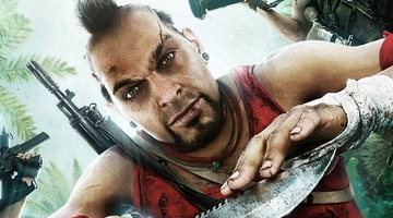 Far Cry 3 ends 2012 on top