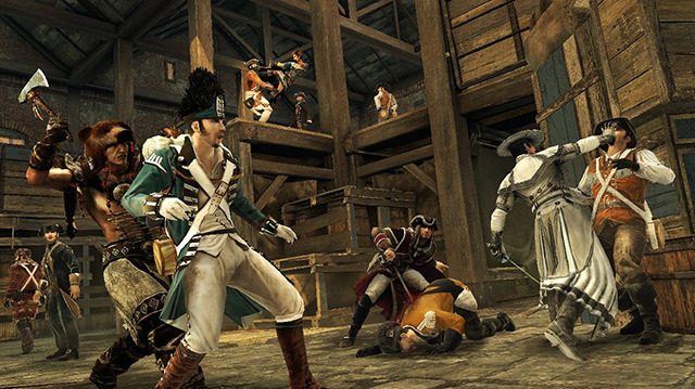 Let's Play: Assassin's Creed III Multiplayer