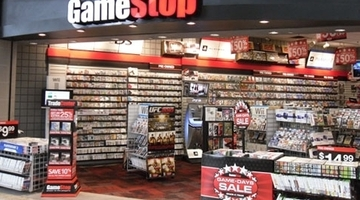 Sony patent speculation leads to GameStop share drop