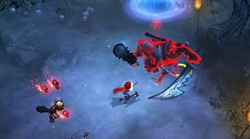 American McGee turns to Kickstarter for free-to-play action RPG