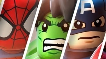 Lego Marvel Super Heroes hits this year