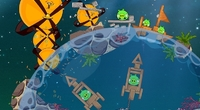 Pig Dipper Update Added To Angry Birds Space