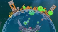 Angry Birds Space Pig Dipper Walkthrough Part 2