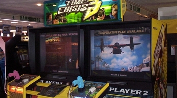 Massachusetts pulls violent games from rest stops