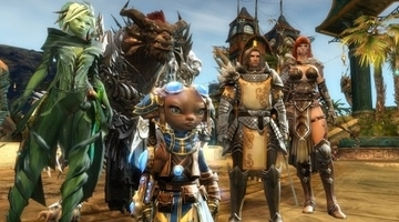 Guild Wars 2 sells 3 million