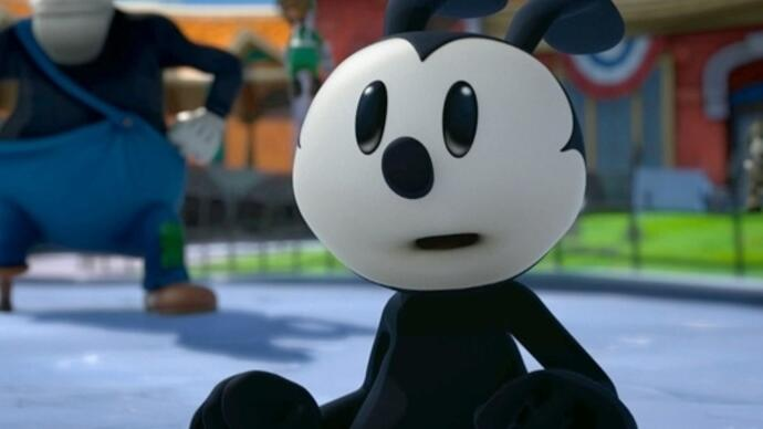 Epic Mickey 2's sales were less than epic
