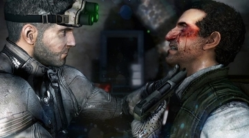 Splinter Cell dev: Industry must offer more than violence