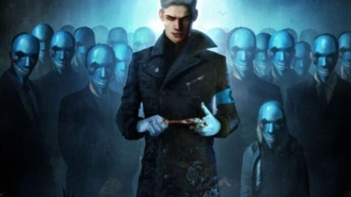Play as Dante's twin brother in DmC's post launch DLC Vergil's Downfall