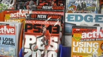 Future shuts Xbox World and PSM3 magazines