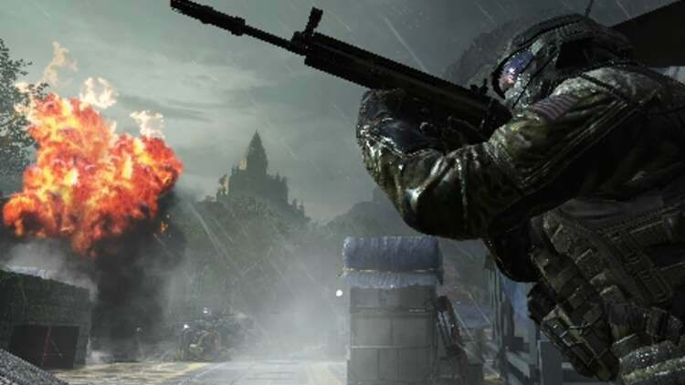 Call Of Duty Black Ops 2 Review Eurogamer Net