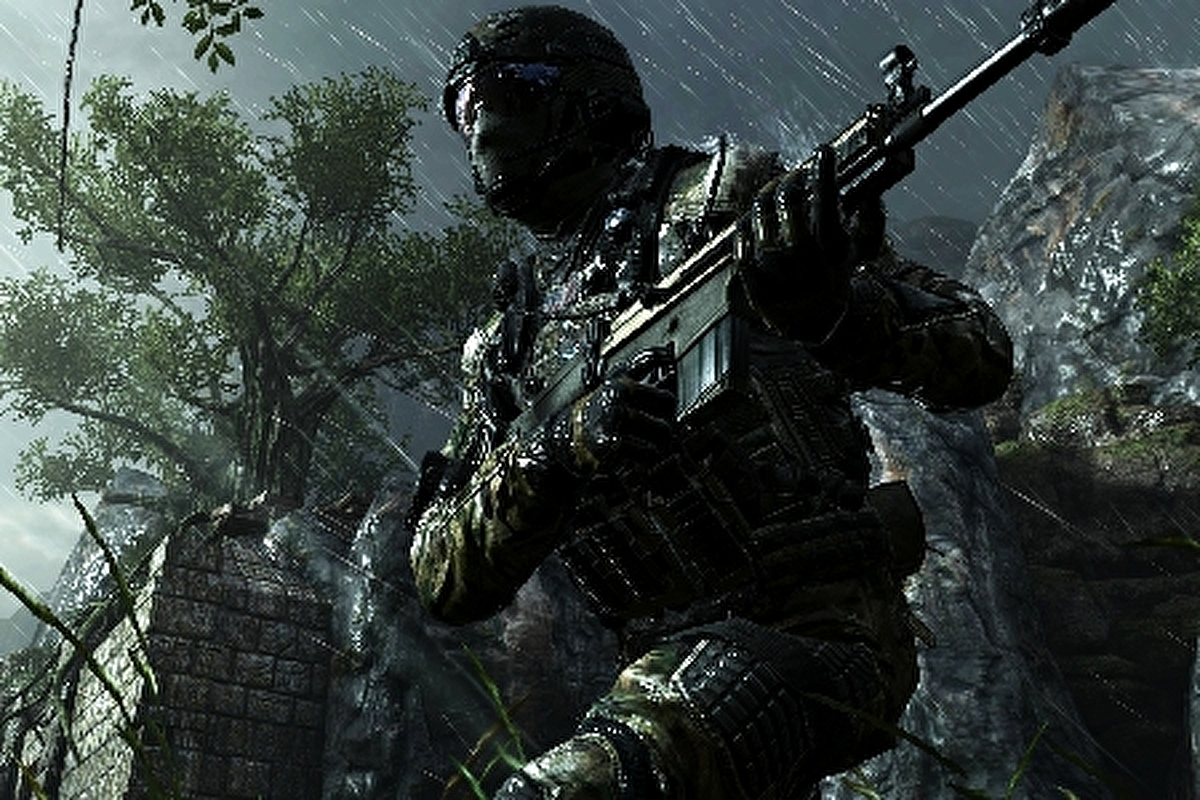 Face-Off: Call of Duty: Black Ops 2 • Eurogamer net