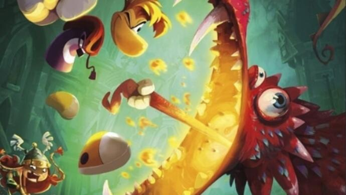 Rayman Legends demo available at Wii Ulaunch